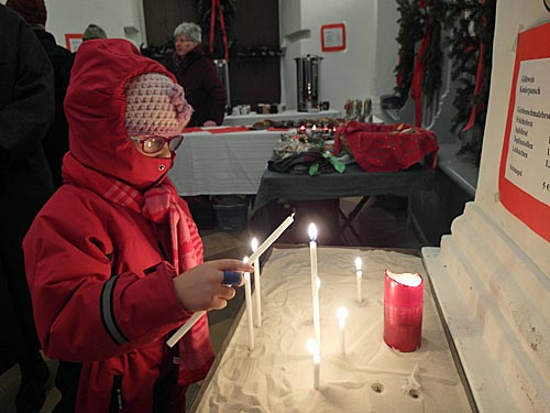 Adventsnachmittag in St. Leonhard