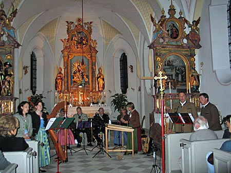 Benefizkonzert in Linden